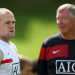 Sir Alex Ferguson confirms Rooney rumours of United exit