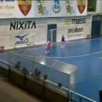The best indoor goal ever?
