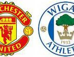 Manchester United 2-0 Wigan Highlights