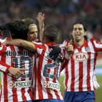 Tiago scores fantastic goal to seal Athletico Madrid victory