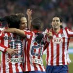 Tiago scores fantastic goal to seal Athletico Madrid victory
