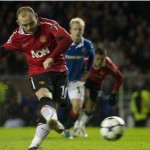 Rangers 0-1 Manchester United Highlights
