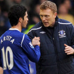 """I'm Finding My Form"" Insists Everton's Mikel Arteta"