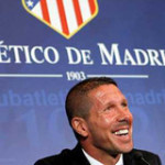 Simeone has transformed a stagnating Atletico side into stubborn contenders