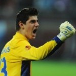 Courtois proves Atletico are more than just Falcao