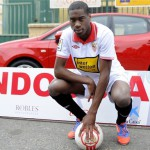 One to Watch – Geoffrey Kondogbia