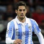 Malaga's Isco linked with Manchester City move