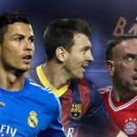 Ballon d'Or: Ronaldo v Messi?