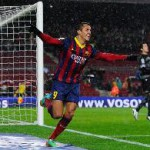 Barcelona Messiless yet Merciless Against Levante