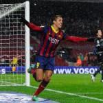 Barcelona Messiless yet Merciless Against Levante