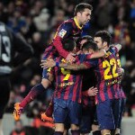 Barcelona Back On Top