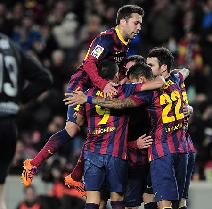 FC Barcelona v Malaga – a brief history