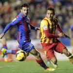 Levante 1-1 Barcelona
