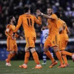 Real Madrid Make It Six In A Row At Espanyol