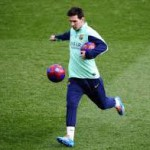 Messi To Make His Comeback Against Getafe