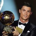 Ronaldo's Emotional Moment