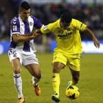 Real Valladolid 1-0 Villareal