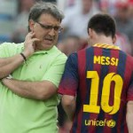 Martino Jumps To Messi's Defence