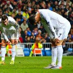 Ronaldo out with knee injury