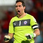 Barcelona bring in keeper Bravo
