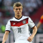Kroos makes Real Madrid switch