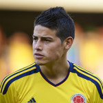 World Cup star James is Madrid bound