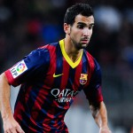 Merseyside clubs to battle over Barcelona defender Montoya