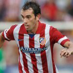 United target Atletico Madrid defender Godin