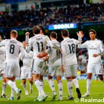 Real Madrid set record in Champions League win over Ludogorets