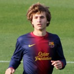 Arsenal ready to steal Barcelona wonderkid for £8.5million