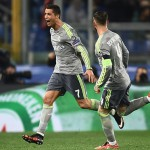 Ronaldo goal v Roma strikingly similar to goal he scored for Man United years previous