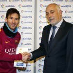 Breaking: Lionel Messi wins La Liga player of the month for the first time in his career