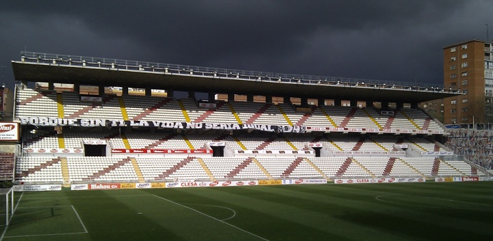 Rayo Vallecano Stadium