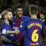 La Liga Self Destructs as Barcelona Wrap up the Title