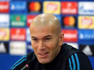 Zidane Signs La Liga Blog