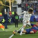Huesca lose to Real Madrid
