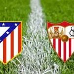Atletico Madrid v Sevilla