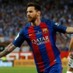 Messi fires Barca to title