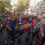 Can anyone stop Barcelona la liga blog